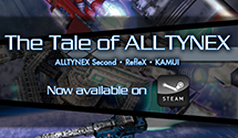 Tale of ALLTYNEX now on Steam