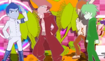 Danganronpa vs Persona Q opening movie is possibly the best thing ever