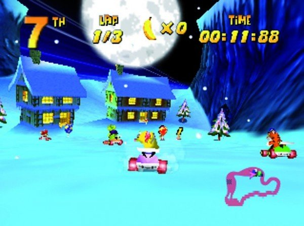 diddy-kong-racing-Christmas Games