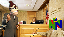 Donkey Kong Actor Plans to Sue Nintendo
