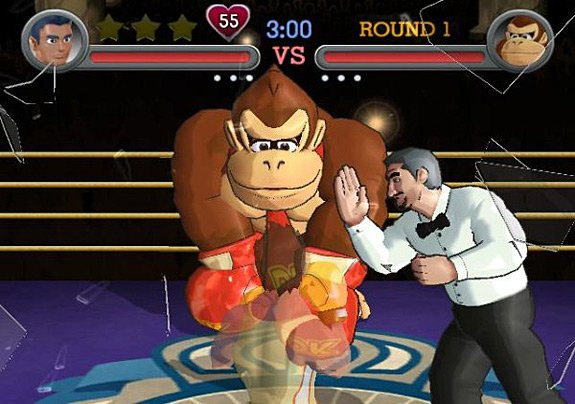 guest-fighters-donkey-kong-punch-out-Donkey Kong Cameo