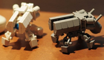 Did you know Hironobu Sakaguchi LEGO robot models are all kinds of cool?