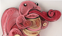 Girl makes Pokemon paper spirals and they look really great