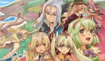 Rune Factory 4 is Finally Coming to Europe Next Month