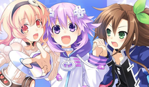 Demand for Moe High – Neptunia Heading to Steam