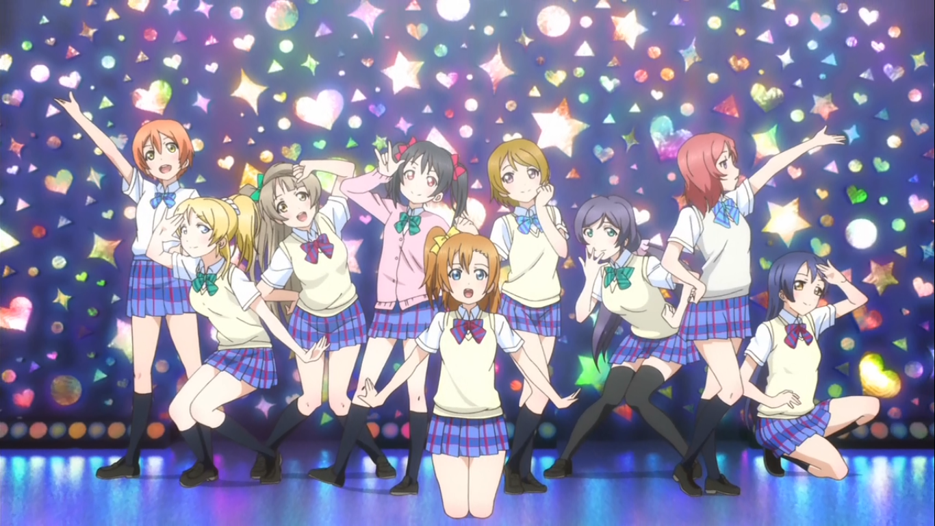 Love Live! School Idol Project Review (Anime) - Rice ...