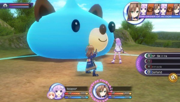 Hyperdimension Neptunia Re;Birth 2 - 5