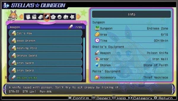 Hyperdimension Neptunia Re;Birth 2 - 6