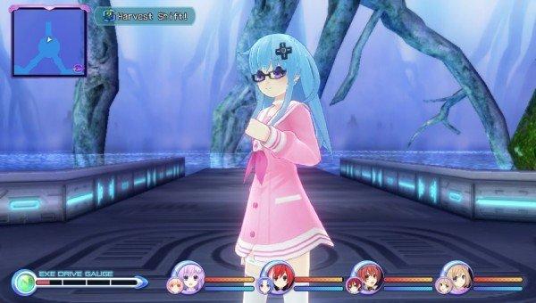 Hyperdimension Neptunia Re;Birth 2 - 7