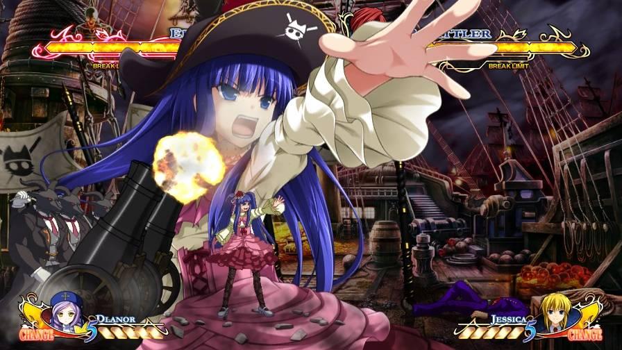umineko fighting game ougon musou kyoku