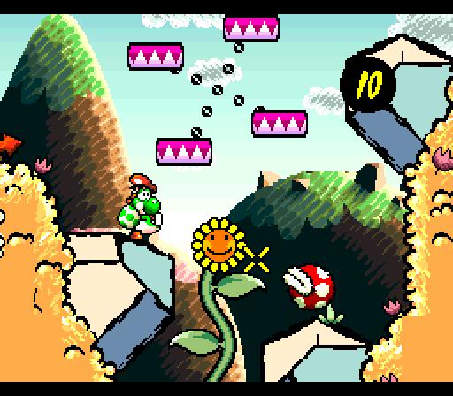Yoshi's_Island_-_Gameplay-Virtual Console