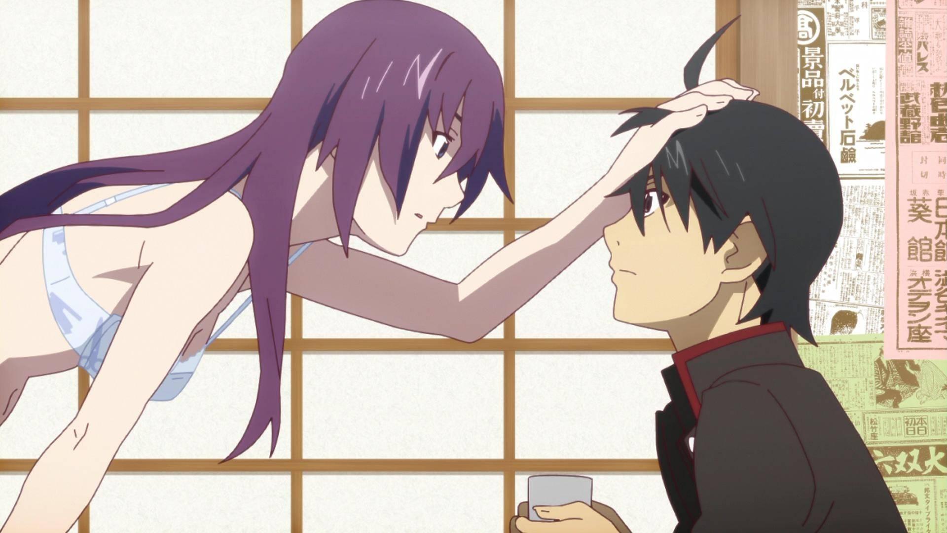 koyomi and hitagi relationship problems
