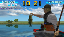 All of the Sega Bass Fishing voice acting taken out of context is hilarious.