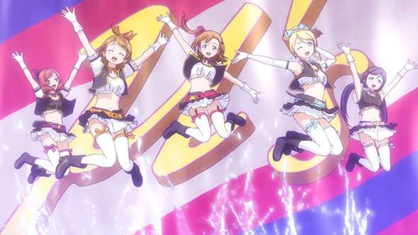 Love Live! School Idol Project Review (Anime) - Rice Digital | Rice
