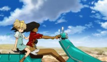 Michiko and Hatchin Part 1 Review (Anime)