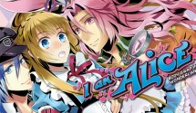 I am Alice: Body Swap in Wonderland Vol. 1 Review (Manga)