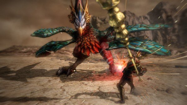 New Weapon - Club Toukiden Kiwami Preview