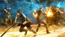 Final Fantasy XV Uncovered Recap – Game, anime, movie, date!