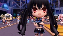 Hyperdevotion Noire: Goddess Black Heart Review (PS Vita)