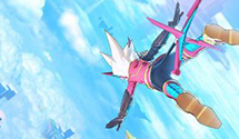 Rodea the Sky Soldier Wii U First Prints to Include Wii Version in NA
