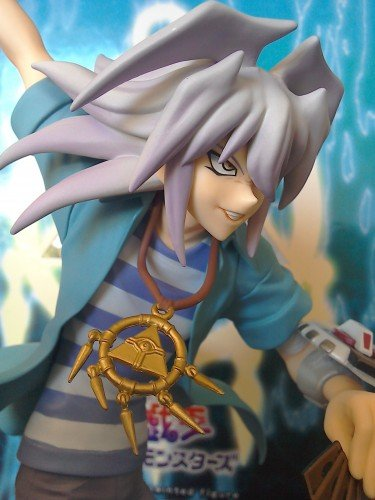 Yu Gi Oh Yami Bakura Figure Review Rice Digital Rice
