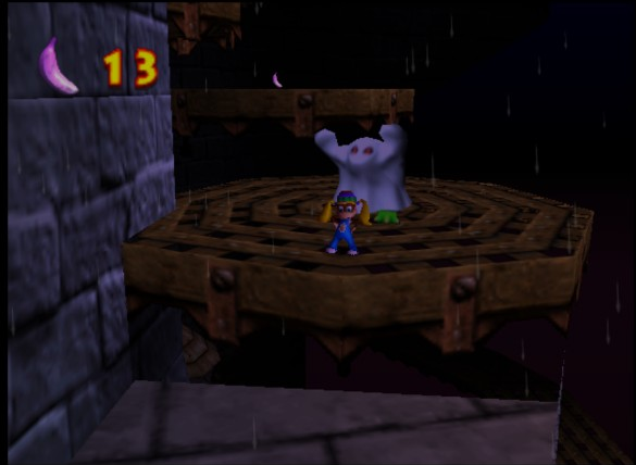 Creepy Steeple donkey kong 64 review