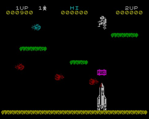 Jetpac donkey kong 64 review