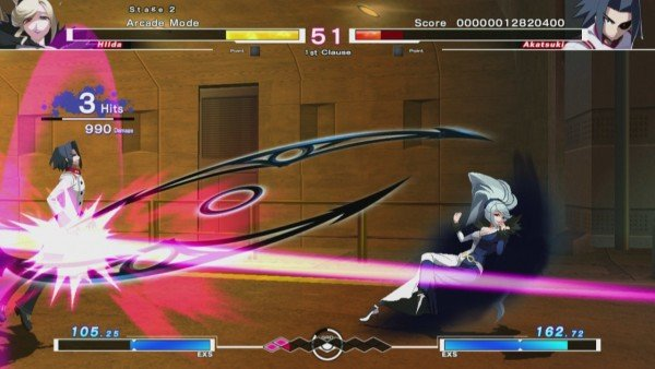 Under Night In-Birth Exe Late - Hilda