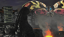 Godzilla Preview – it's a Godzilla Game