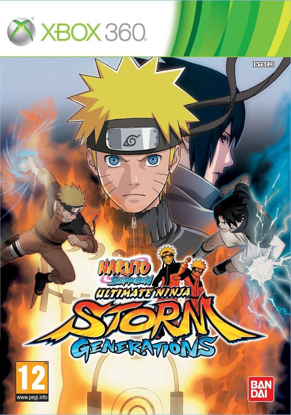 Naruto Shippuden Ultimate Ninja Storm 4 Interview - Rice ...