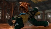 Watch Ryo Hazuki give Lan Di the beatdown while pretending it's Shenmue 3