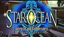 Star Ocean 5 – Star Ocean: Integrity and Faithlessness Announced for PlayStation 4 and 3