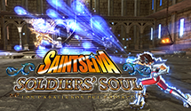 Saint Seiya Soldiers' Soul Coming Autumn 2015