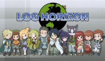 Log Horizon Review