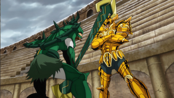 Screenshot 2015-05-06 11.59.12 Saint Seiya: Soul of Gold Episode 2 Review