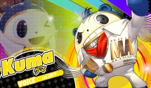 Teddie shows off his beary good dance moves in Persona 4 Dancing All Night