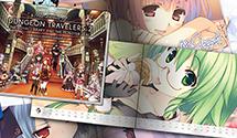 Dungeon Travelers 2 Calendar Pre-Order Bonus