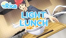 Food Wars: Shokugeki no Soma – Rice Digital Light Lunch