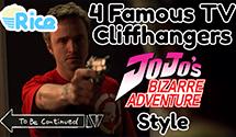 4 Famous TV Cliffhangers JoJo's Bizarre Adventure Style