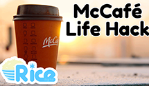 McDonald's McCafé Life Hack – Pro Gamer Life Hacks