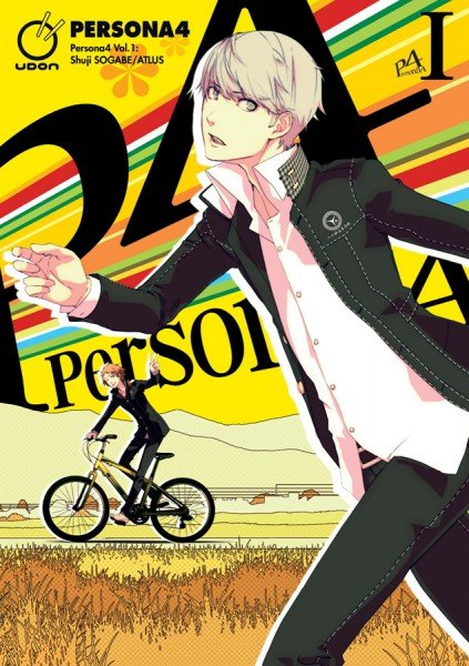 UDON Announces Persona 4 Manga in English - Coming September