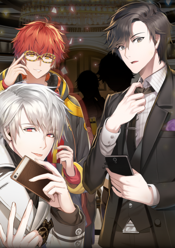 Mystic Messenger Introducing Luciel Choi Rice Digital