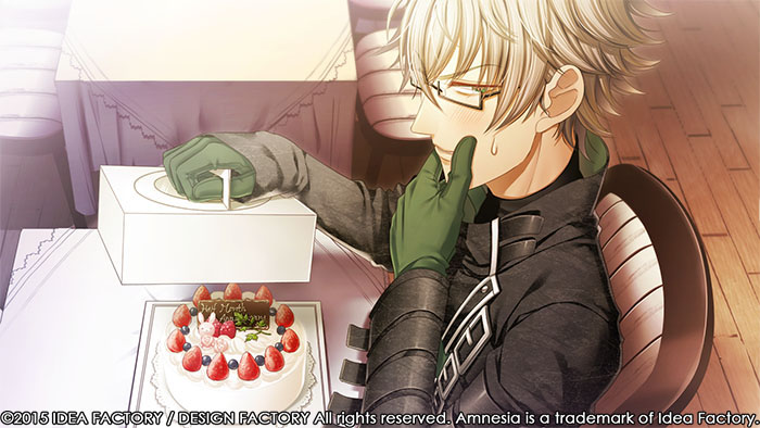 Amnesia anime dating game 7