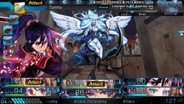 Operation Abyss - Battle 2