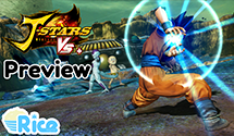 J-Stars Victory VS+ Preview – Video