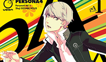 UDON Announces Persona 4 Manga in English – Coming September