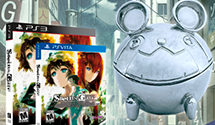 Steins;Gate US Release Date, Anime Expo Booth – NA El Psy Kongroo Edition Exclusive to Rice Digital