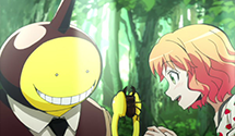 Assassination Classroom Finale Review – Episodes 17-22 (Anime)