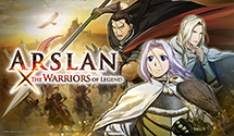 Koei Tecmo Announce Arslan: the Warriors of Legend for Early 2016