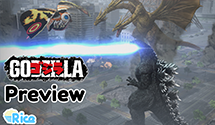 Godzilla Preview – Video